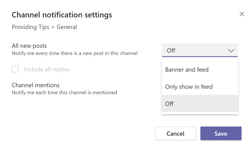 CustomChannelNotifications